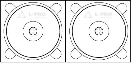 Хранилище для 2 компакт-дисков