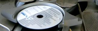 Портфолио дизайна на CD/DVD диски