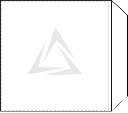 конверт ПВХ 90 микрон